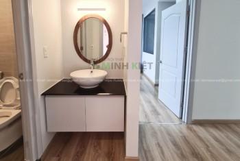 Nội thất phòng ngủ - phòng tắm nhà chị Vân Quận 7 CT069